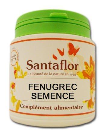 Fenugrec semence - gélules120 gélules gélatine bovine