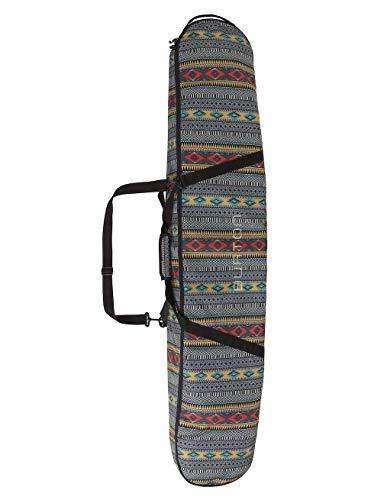 Burton Erwachsene Space Sack Board Bag, Tahoe Freya Weave, 156