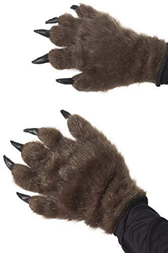 - Super Wolf Erwachsenen Handschuhe
