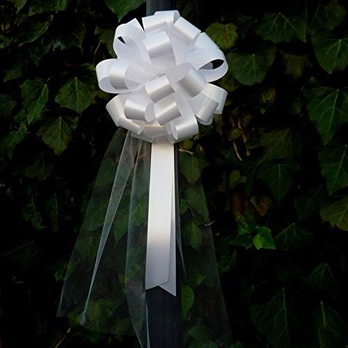 GiftWrap Etc. Hochzeit Ziehen Bögen Tulle Tails 8
