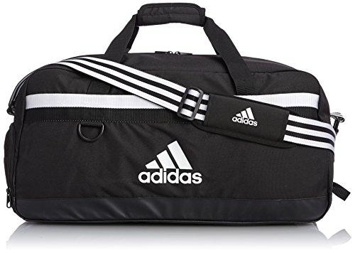 Adidas, Borsa Tiro Teambag, Nero (Schwarz), 60 x 29 x 29 cm, 56 litri