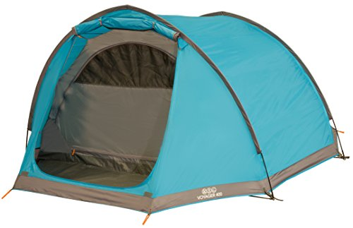 Vango Voyager 400 Four Person Tunnel Tent ...  sc 1 st  C& Walk Climb & Vango Voyager 400 Four Person Tunnel Tent - River - Camp Walk Climb