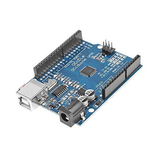 Preisvergleich Produktbild YouN Development Board Module ATmega328P Microcontroller SCM for Arduino UNO R3