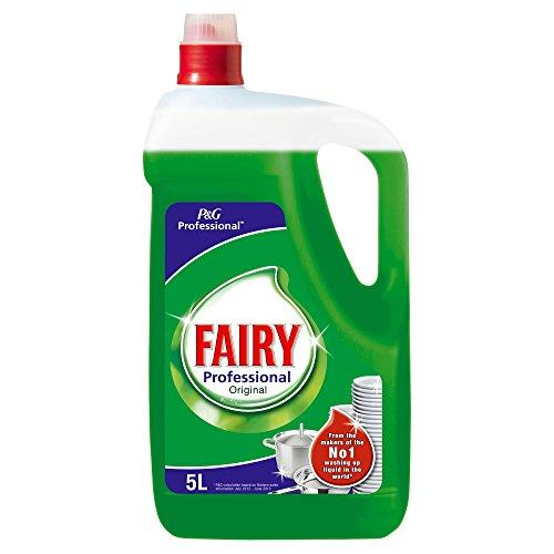Fairy Professional Original Handgeschirrspülmittel, 5Liter -