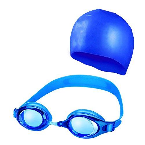 Occhiali da Nuoto per Bambino, OMorc Occhialini