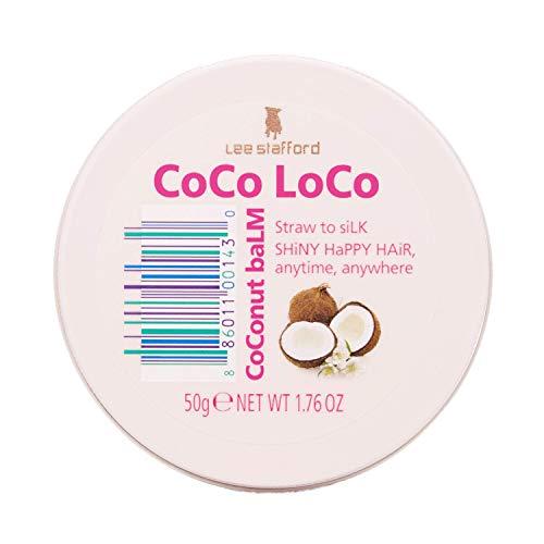 Lee Stafford Coco Loco Coconut Balm 50g