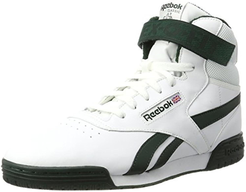 Reebok Herren Ex o Fit Clean Hi S Hohe Sneaker