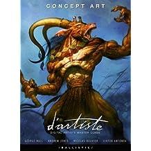 D'artiste Concept Art: Digital Artists Masterclass (D'Artiste) (Paperback) - Common