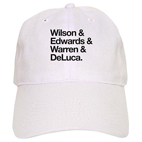 CafePress Grey's Intern Character Names - Baseball Cap With Adjustable Closure, Unique Printed Baseball Hat