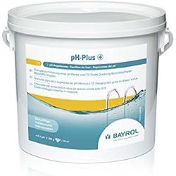 Bayrol 7594815 - Aumentador de pH 5 kg pH-Plus Bayrol
