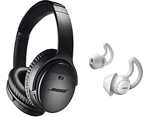 Bose QuietComfort 35 Series II Kopfhörer mit Geräuschunterdrückung, Schwarz