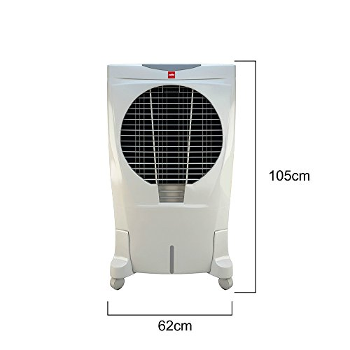 Cello Marvel+ 60 Ltrs Desert Air Cooler (White) - With Remote Control