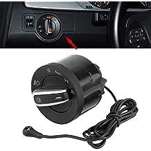 Interruptor de control de la linterna del coche, Interruptor de faros Sensor de luz Módulo