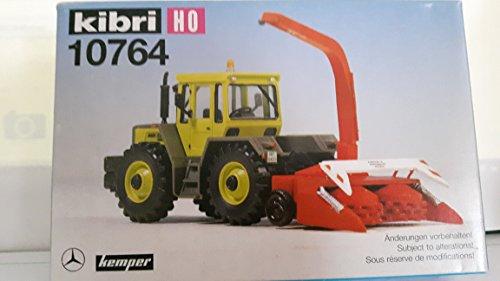 Preisvergleich Produktbild Kibri 10764 MB Truck Kemper 1:87