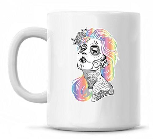 bunten Haar 12Unze Kaffee Tasse-Ideal für Geschenke oder zu markieren, die besonderen Anlass-Made in USA. ()