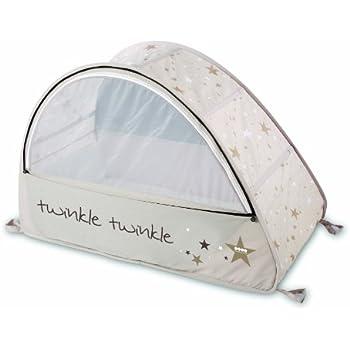Koo-di 100 x 60 x 73 cm Sun and Sleep Pop Up Travel Bubble Cot