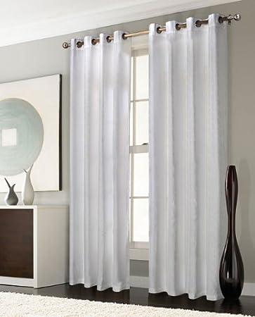 vorh nge wei m belideen. Black Bedroom Furniture Sets. Home Design Ideas