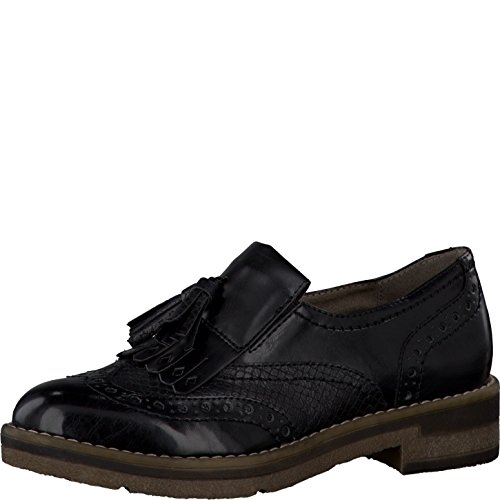 Tamaris 1-24608-27 Damen Slipper Schwarz, EU 39
