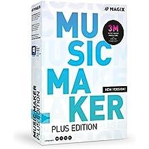 Music Maker – 2020 Plus Edition – Beats produzieren, aufnehmen und mixen|Plus|Mehrere|Limitless|PC|Disc|Disc