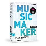 Music Maker - 2020 Plus Edition - Beats produzieren, aufnehmen und mixen|Plus|Mehrere|Limitless|PC|Disc|Disc