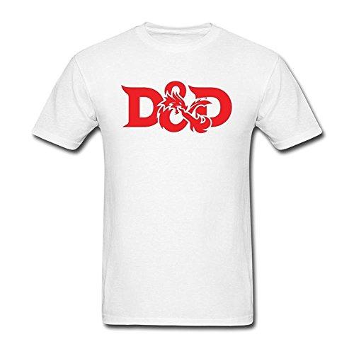 Men's Dungeons Dragons T-shirt Large