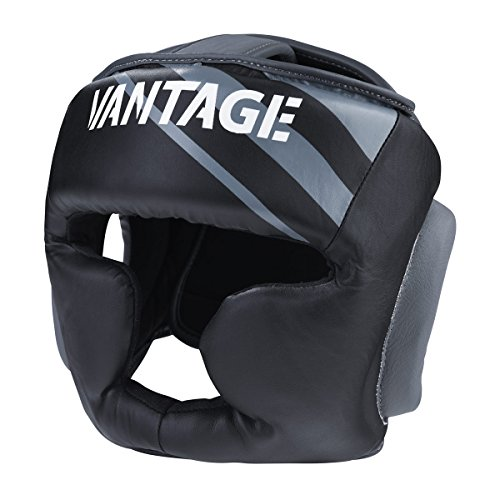 Vantage Kopfschutz Combat Full Face Kopfschutz MMA Boxen Kickboxen Muay Thai