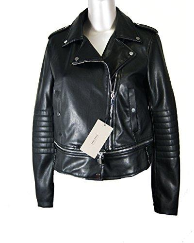 Giacche 3046231 Pelle Giubbotto Zara Donna Online Effetto In 6wCqW1xR4