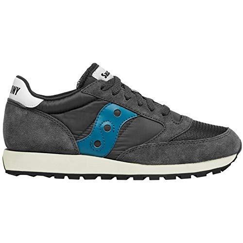 Saucony Herren Jazz Original Vintage Sneakers, Blau (Castlerock/Corsair 59), 44 EU -