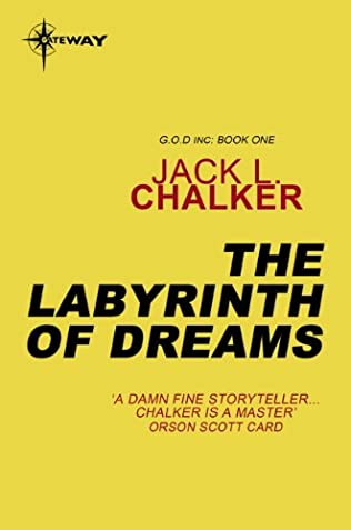 book cover of The Labyrinth of Dreams