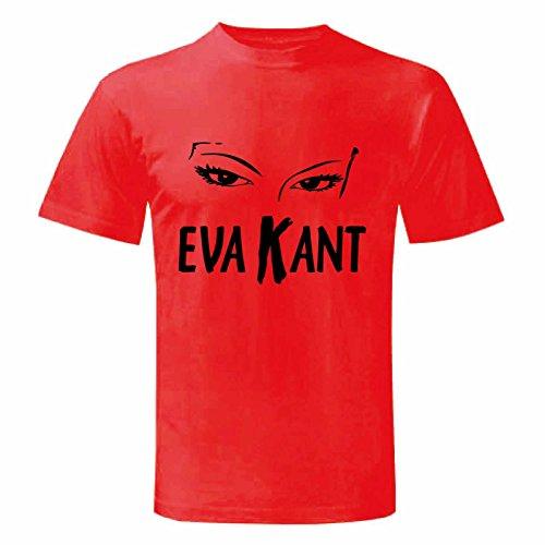 Art T-shirt Herren T-Shirt Rot