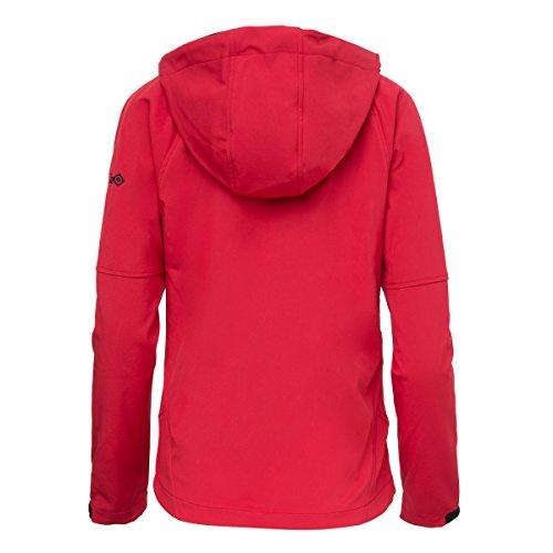 Izas IWWSF00605 - Giacca di montagna donna Rosso