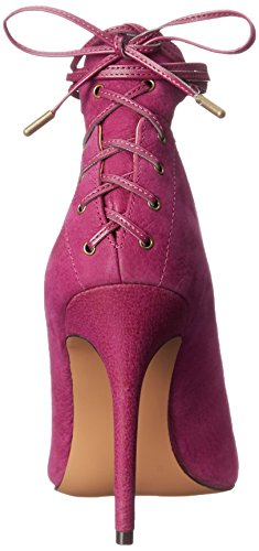 Nine West Ebba Leather Pump Dress Purple/purple