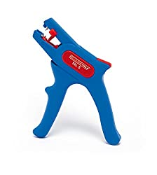 WEICON No.5 automatische Abisolierzange für 0,2-6mm inkl. Seitenschneider bis 2mm