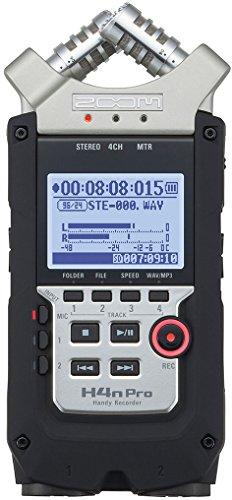 Zoom H4n-Pro Digitalrecorder