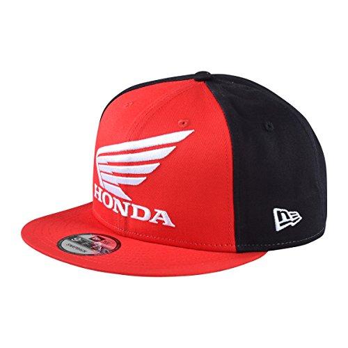 4ececaa6a2bd9 Troy Lee Designs Snapback Cap Honda Rot