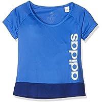 adidas Mädchen Gear Up Kurzarm T-Shirt
