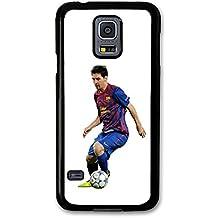 Lionel Messi La Pulga FC Barcelona Football Player carcasa de Samsung Galaxy S5 mini