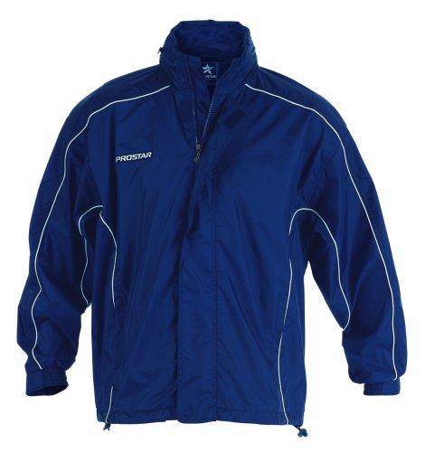 Preisvergleich Produktbild Prostar Hurricane Shower Jacke - Marineblau / Weiß,  Medium