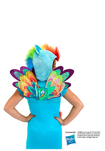 My Little Pony Rainbow Dash Kind's Kostüm Wings