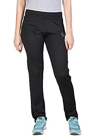 ONESPORT Women's Track Pants (ONSP15BL_Black_S)