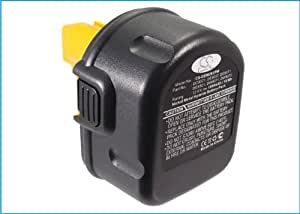 Akku passend zu Dewalt DC727KA-AR, DCD910KX, DC745KB, DW924K2B3, DW979K2 DC841KA-BR DW052K - 2,