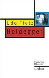 Heidegger: Grundwissen Philosophie (Reclam Grundwissen Philosophie) (German Edition)