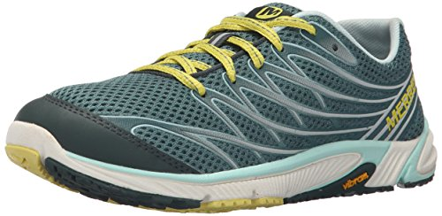 Merrell Damen Bare Access Arc 4 Laufschuhe, Grün (Sagebrush Greensagebrush Green), 42.5 EU