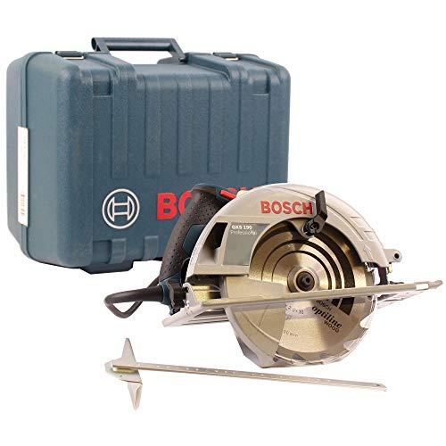 Bosch-Sega circolare GKS 190, diametro: 190mm, con custodia