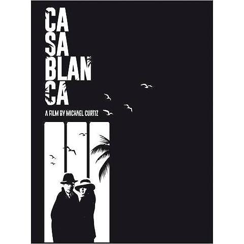 Alu Dibond 60 x 80 cm: Casablanca classic movie inspired