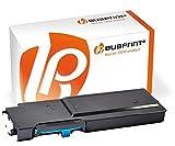 Bubprint Toner kompatibel für Dell C2660 593-BBBT für C2660DN C2665DNF C2600 Series 593BBBT 4000 Seiten Cyan