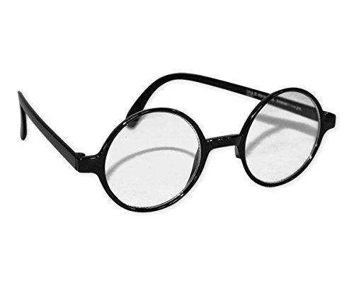 Original Harry Potter Brille aus Kunststoff ohne Sehstärke