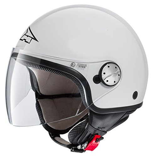 AXO Helm Subway Basic, Weiss, M