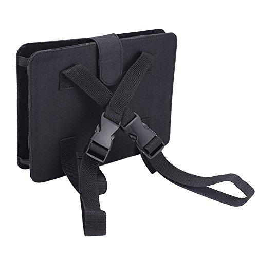 NAVISKAUTO 9-9,5 Zoll Auto KFZ Kopfstützenhalterung Kopfstütze Halterung Gehäuse für Tragbarer DVD Player Spieler Kopfstützenmonitor Monitor Y0194 - 5