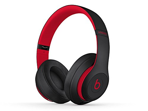 Beats Studio3 Wireless, Decade Collection, Over-Ear-Headset, rot-schwarz (Innovationen Headset Wireless)